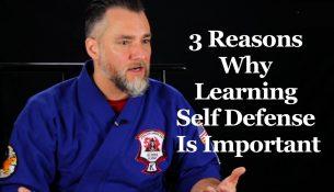 3 Major Reasons You Should Learn Self Defense Online