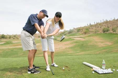 Golf Advice